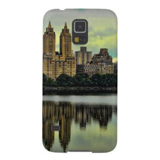 New York City Central Park Skyline Galaxy S5 Case