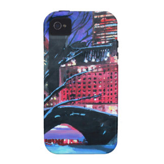 New York City - Central Park Winter iPhone 4 Covers