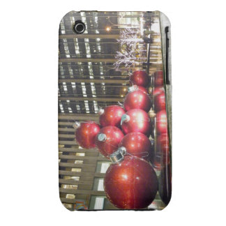 New York City Christmas iPhone 3 Covers
