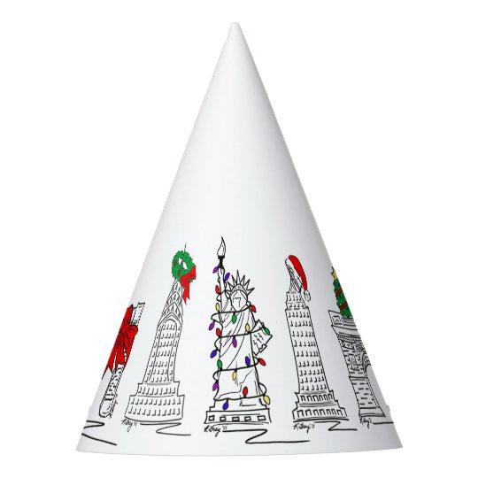 New York City Christmas NYC Holiday Landmarks Party