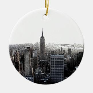New York City Christmas Ornament