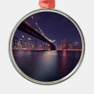 new-york-city christmas ornament