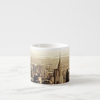 New York City - Chrysler Building Espresso Mug