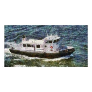 New York City - Coast Guard Photo Cards