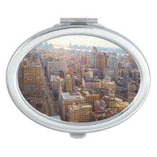 New York City Compact Mirror