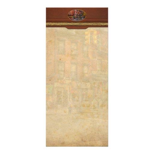 New York - City - Corner of One way & This way Rack Cards