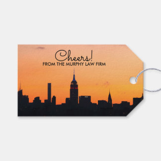 New York City Corporate Gift Tags