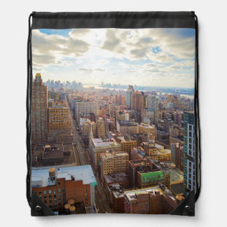 New York City Drawstring Bag