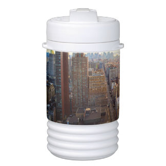 New York City Drinks Cooler
