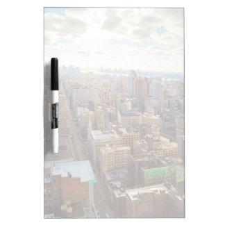 New York City Dry Erase Board