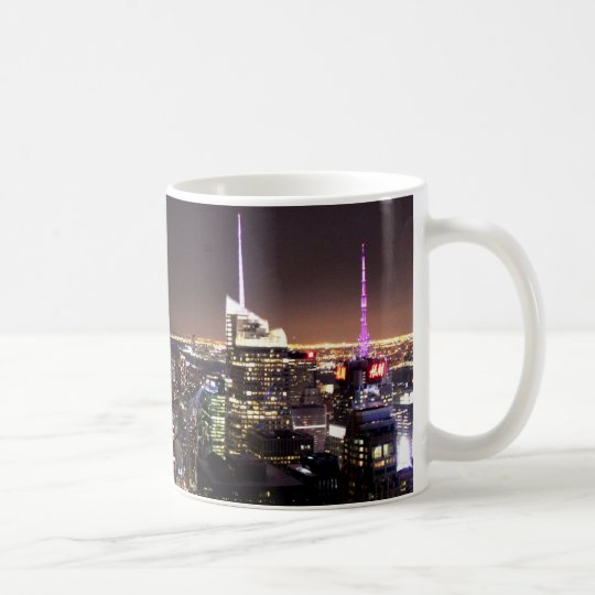 New York City (Empire State building) Coffee Mug