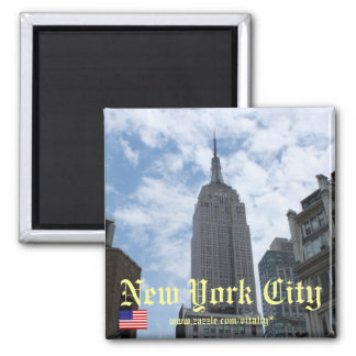New York City Empire State Building magnet