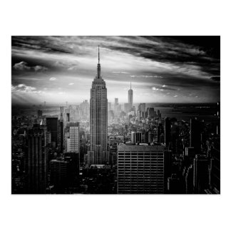 New York City Empire State Building Postcard