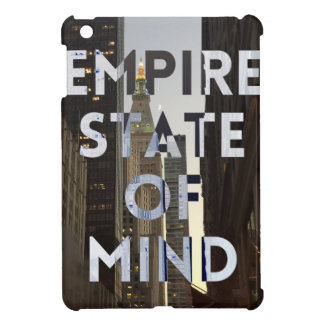 new-york-city-empire-state-of mind cover for the iPad mini