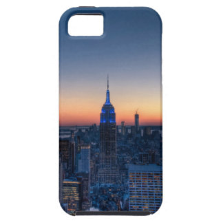New York City from top of the Rockefeller Centre iPhone 5 Case