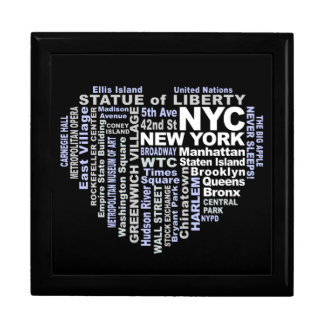 New York City gift box