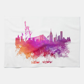 New York City Hand Towels