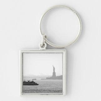 New York City Harbor - Statue of Liberty Key Ring