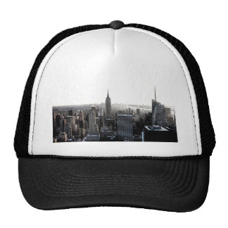 New York City Mesh Hats
