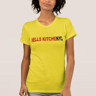 New York City Hells Kitchen T-Shirts