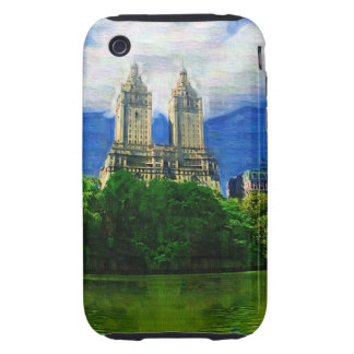 New York City iPhone 3 Tough Cover