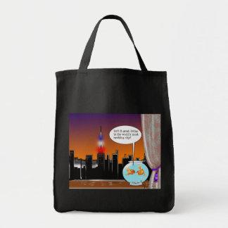 New York City Living Tote Bag