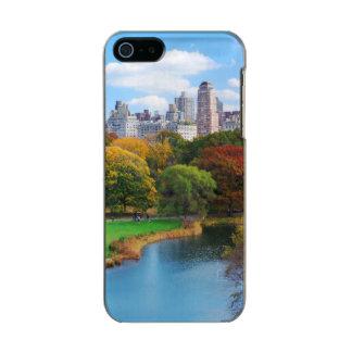 New York City Manhattan Central Park Panorama Incipio Feather® Shine iPhone 5 Case