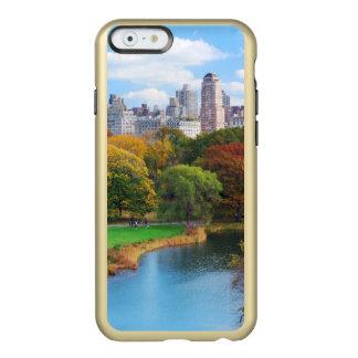 New York City Manhattan Central Park Panorama Incipio Feather® Shine iPhone 6 Case