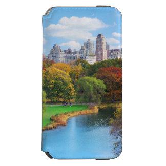 New York City Manhattan Central Park Panorama Incipio Watson™ iPhone 6 Wallet Case