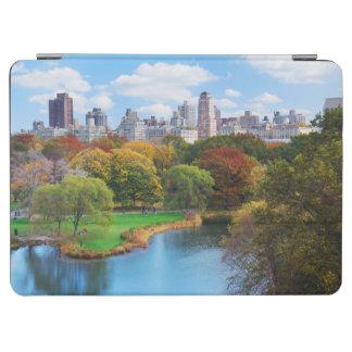 New York City Manhattan Central Park Panorama iPad Air Cover