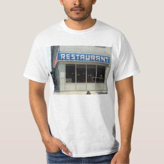 New York City Manhattan Restaurant Tshirts