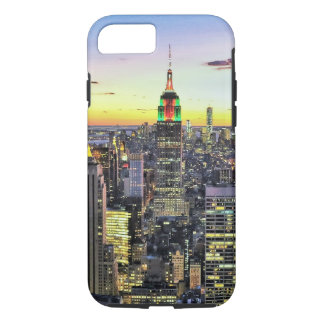 New York City Manhattan Skyline iPhone 7 Case