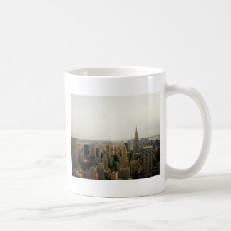 New York City Midtown Cityscape Coffee Mug