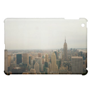 New York City Midtown Cityscape iPad Mini Cases