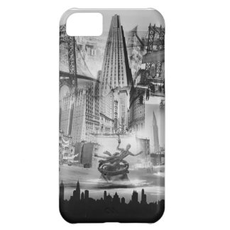 New York City Montage 1939 Case For iPhone 5C