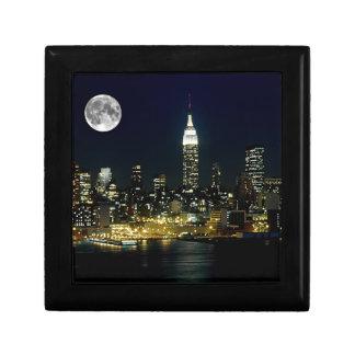 New York City Mooned Gift Box
