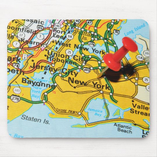 New York city Mouse Mat
