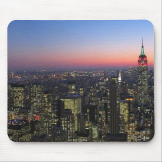 new-york-city mouse mat