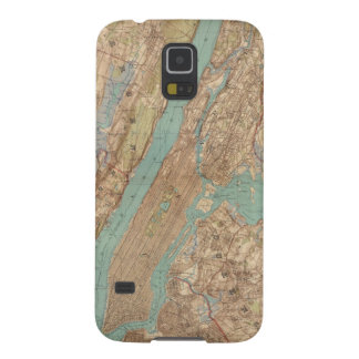 New York City, New York Cases For Galaxy S5