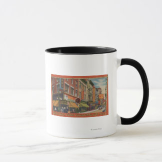 New York City, New York Mug