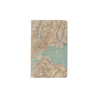 New York City, New York Pocket Moleskine Notebook
