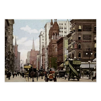 New York City, New York Posters