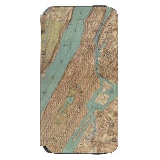 New York City, New York Incipio Watson™ iPhone 6 Wallet Case