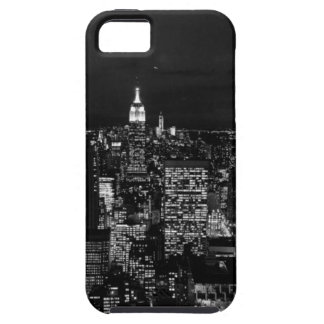 New York City Night Skyline Case For The iPhone 5