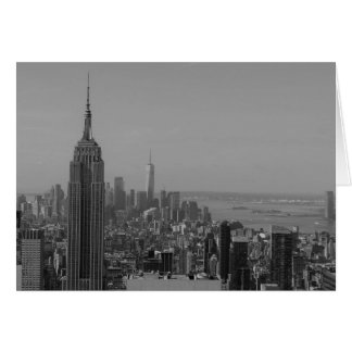 New York City / Noir, card