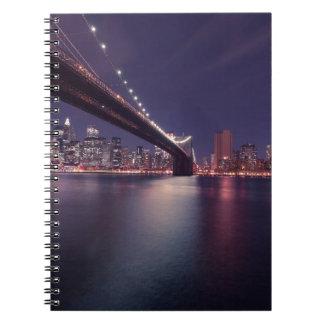 new-york-city notebook