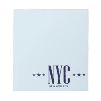 New York City Notepad
