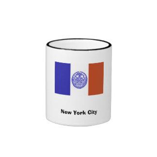 New York City, NY Coffee Mugs