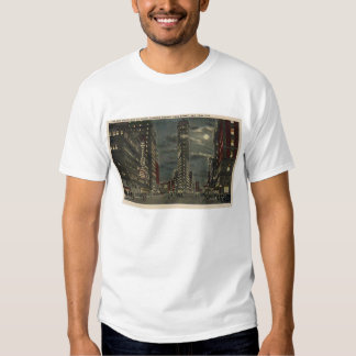 New York City NY Times Square Shirts