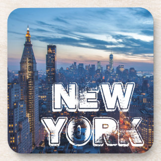 New York City, NY, USA Coaster